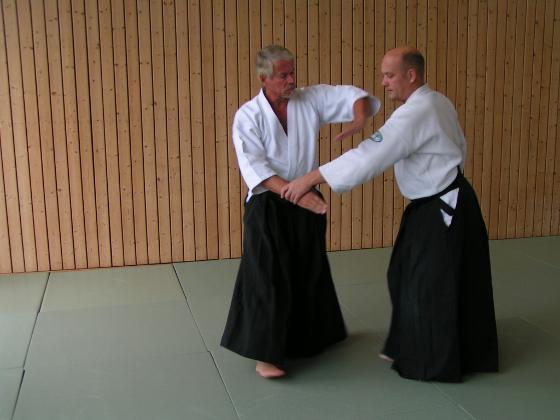 Deutscher Aikido-Bund e V  - Techniken